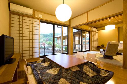 山川温泉 華柚(はなゆう)<露天風呂付きの客室のある宿> 画像