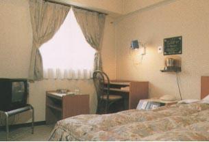 ホテル日興の客室の写真