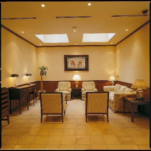 ホテルハーベストイン米子の客室の写真