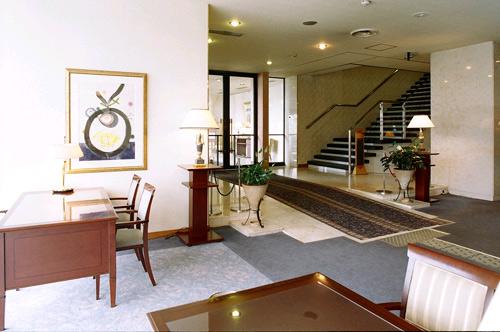 網走セントラルホテルの客室の写真