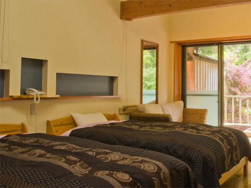 菊池渓谷温泉 岩蔵の部屋画像