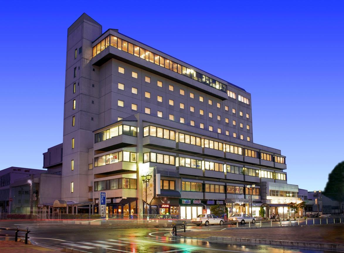 ホテルモントビュー米沢 外観写真