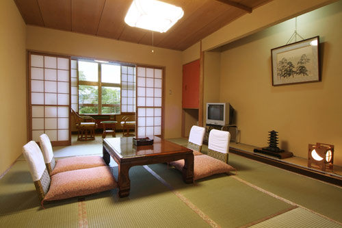 OYO旅館 山城屋別邸 月の庭 磐梯熱海温泉 画像