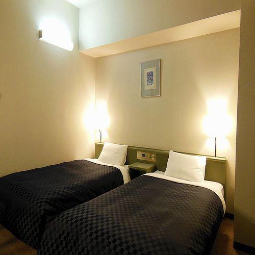 コートホテル旭川の客室の写真
