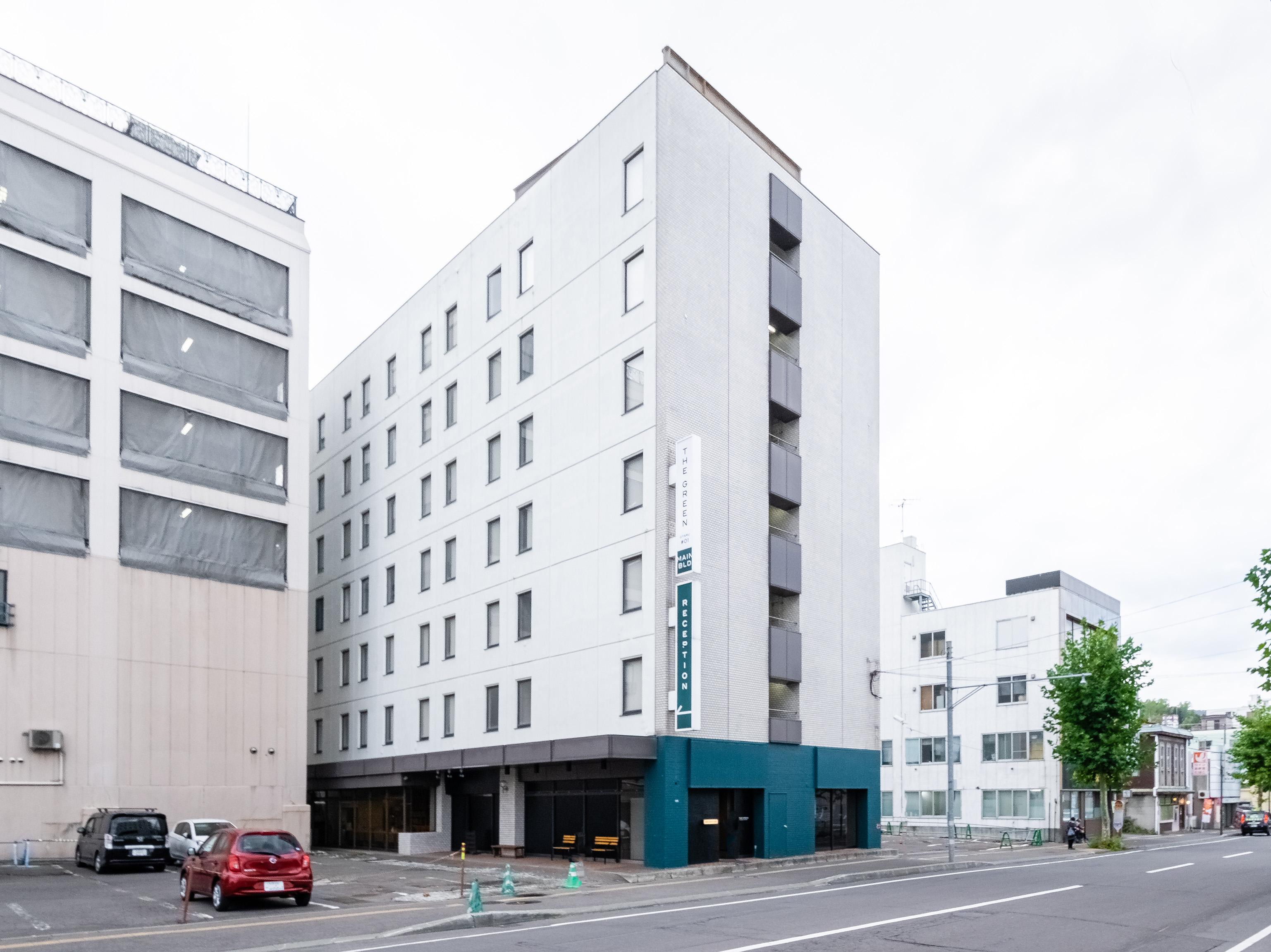 スマイルホテル小樽(旧:小樽グリーンホテル)...
