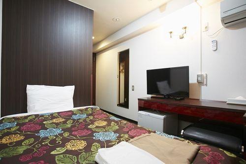 大阪コロナホテルの客室の写真