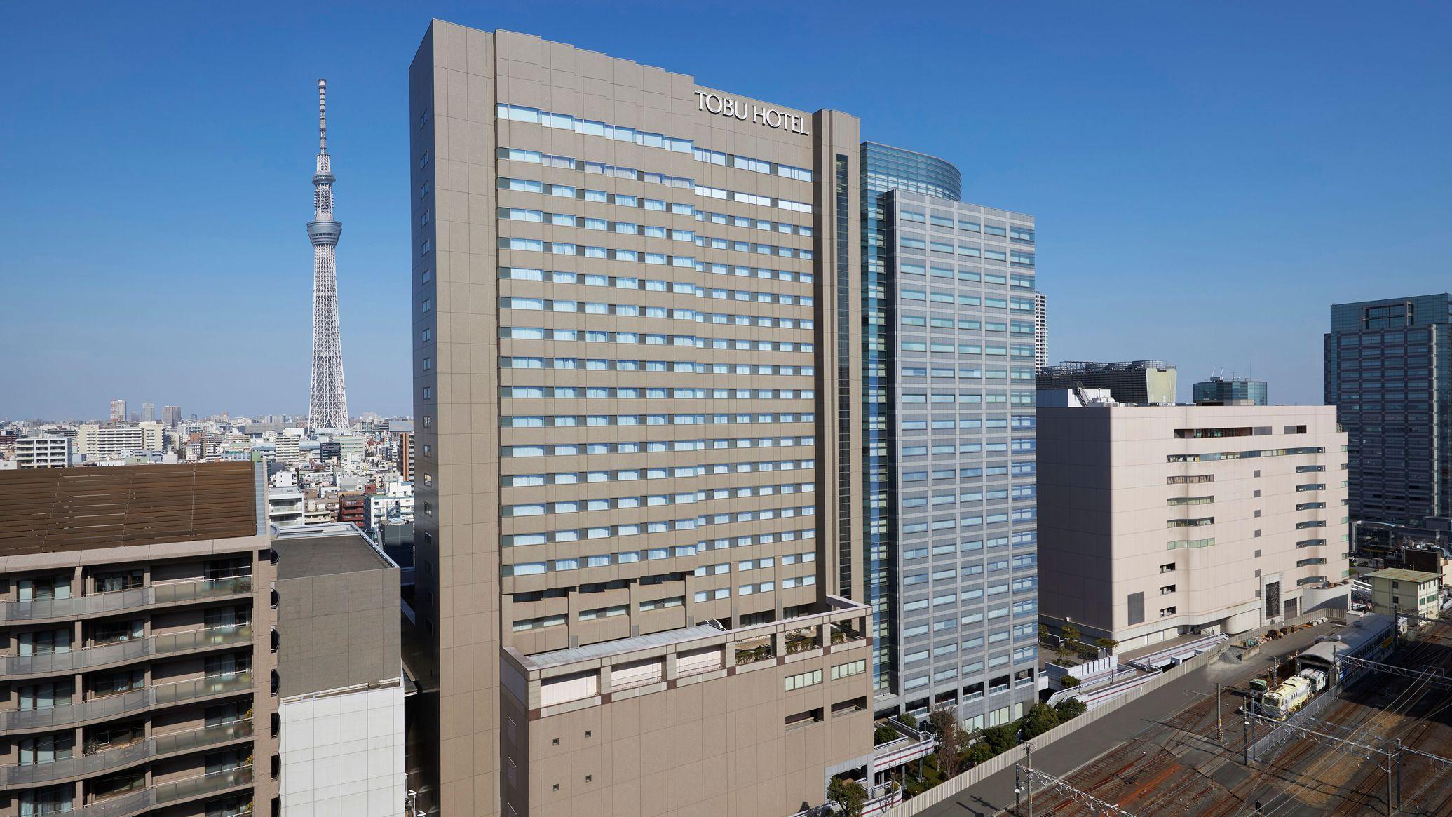 東武ホテルレバント東京...
