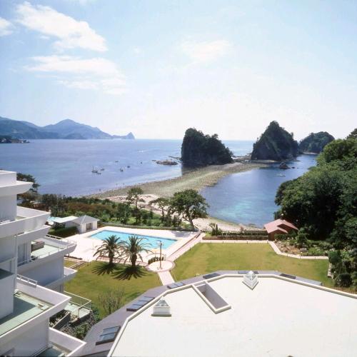 堂ヶ島唯一の自家源泉掛流宿 堂ヶ島温泉ホテル 画像