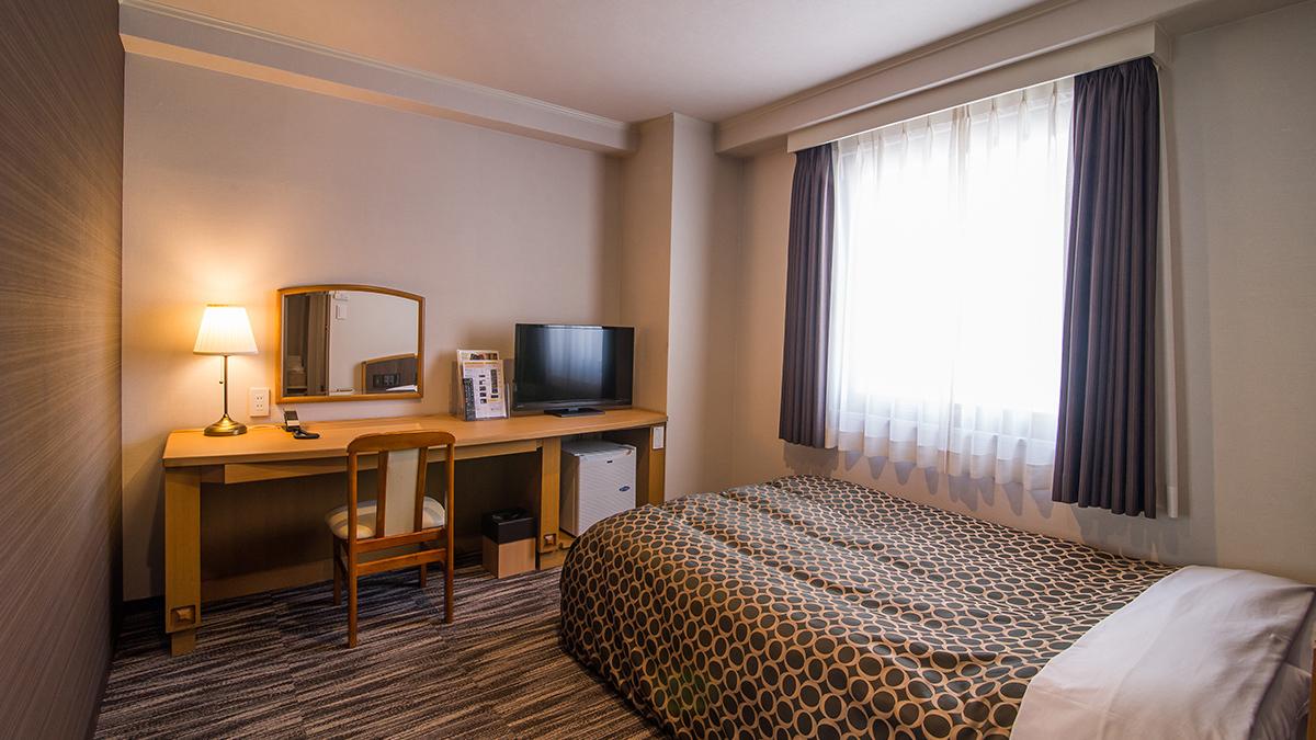 福岡アルティ・インの客室の写真