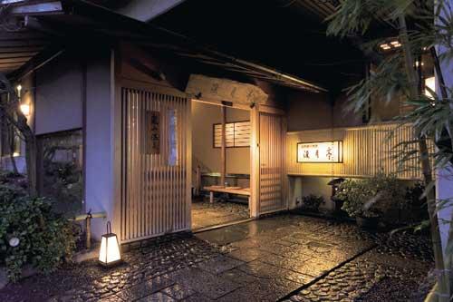 京都 嵐山温泉 渡月亭 画像