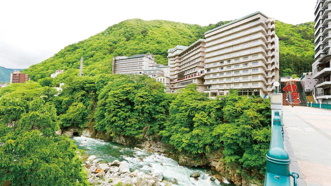 鬼怒川温泉に幼稚園児を連れて家族旅行に行きます。貸切風呂のあるお宿はありますか?