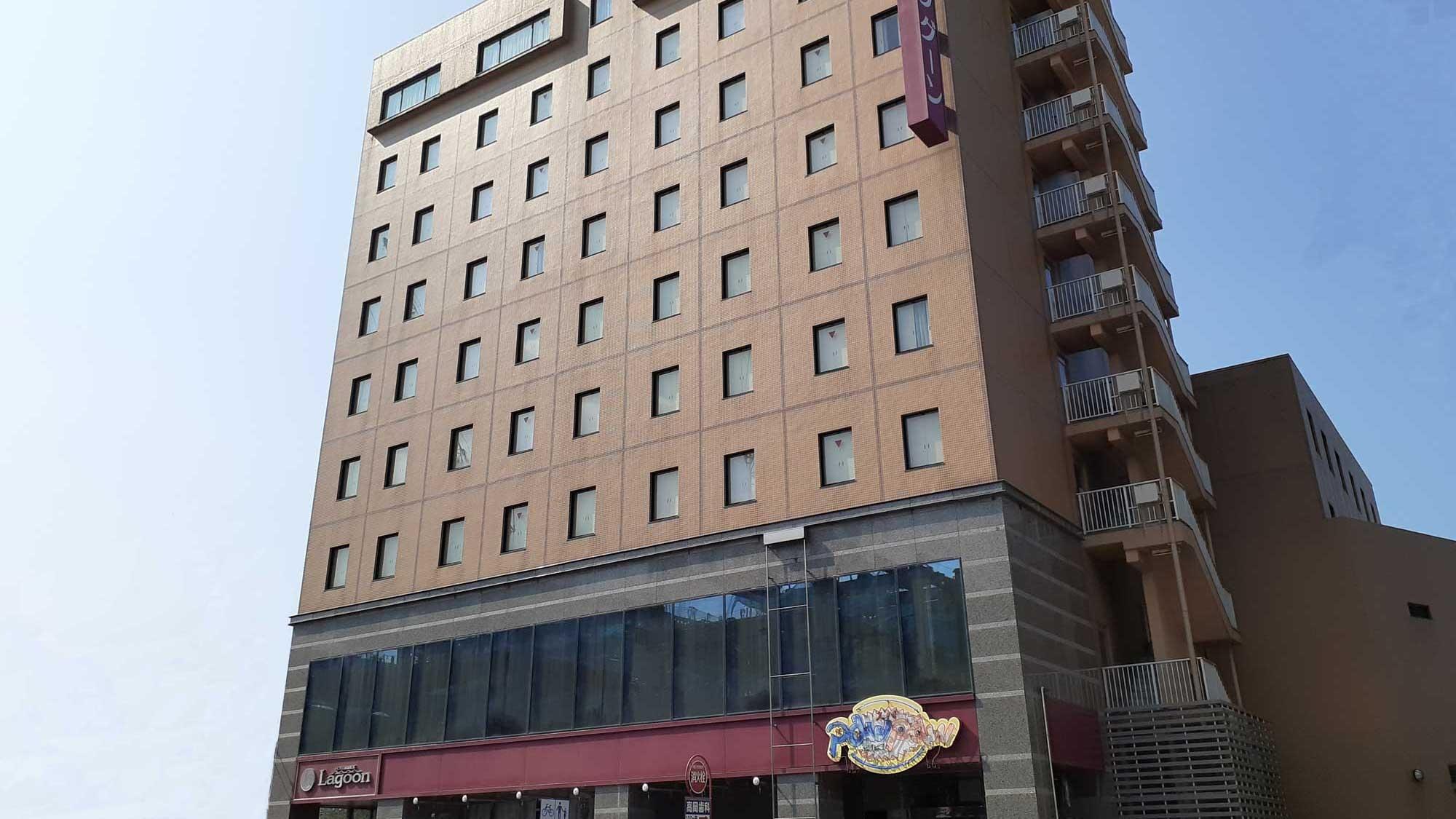 ホテルマリックスラグーンの施設画像