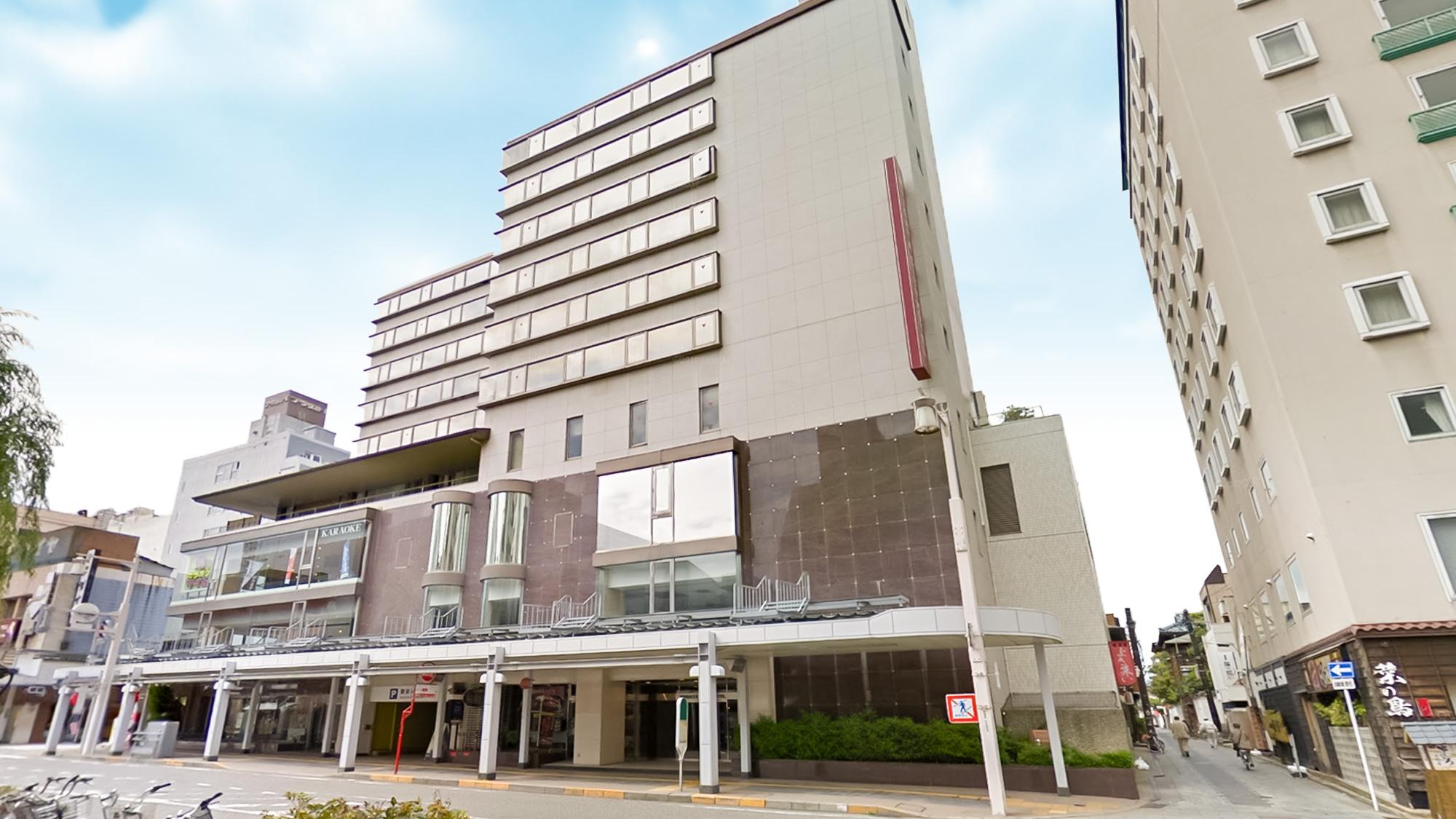 新潟シティホテル古町通り(BBHホテルグループ)
