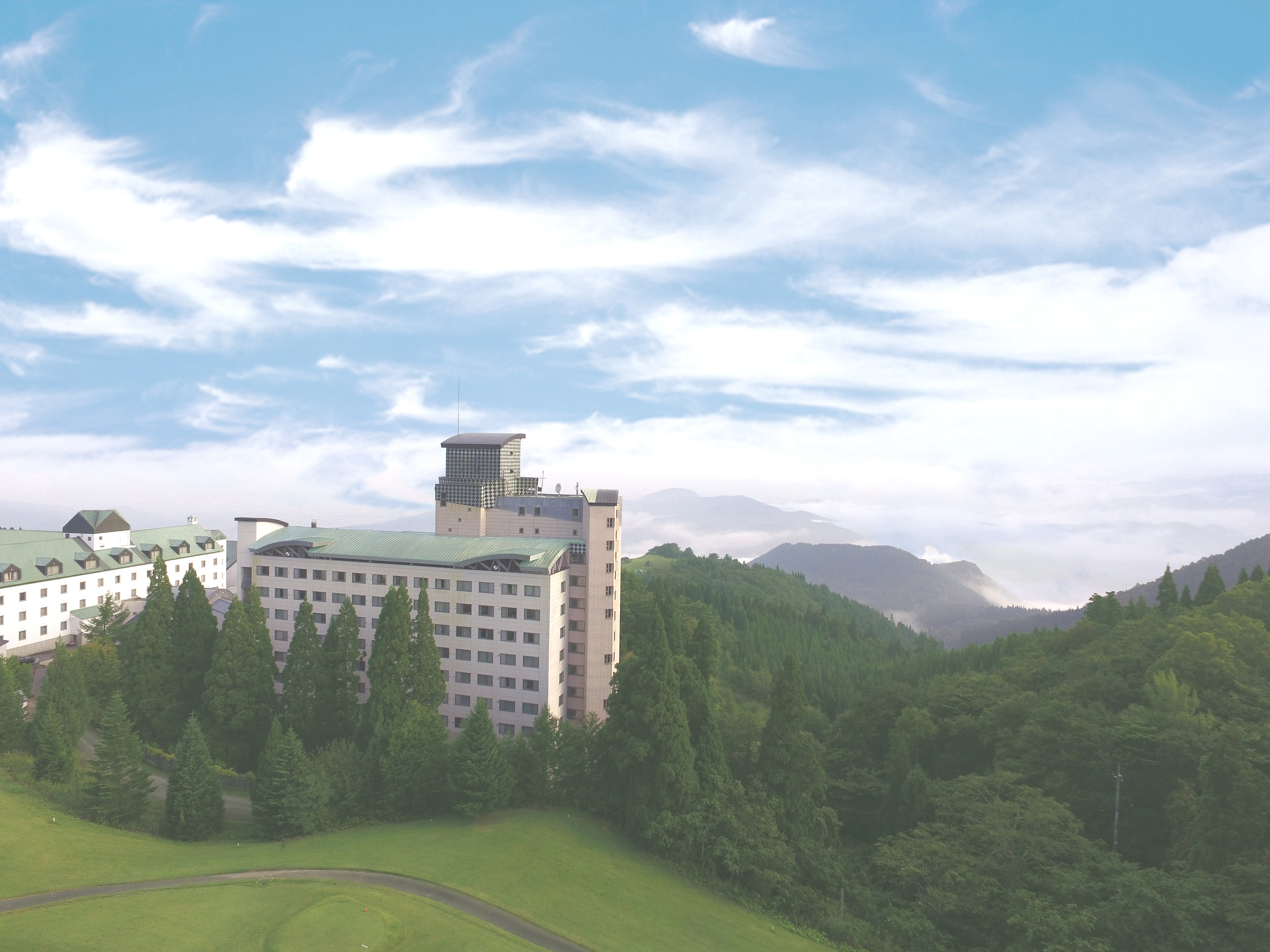 青森ロイヤルホテル