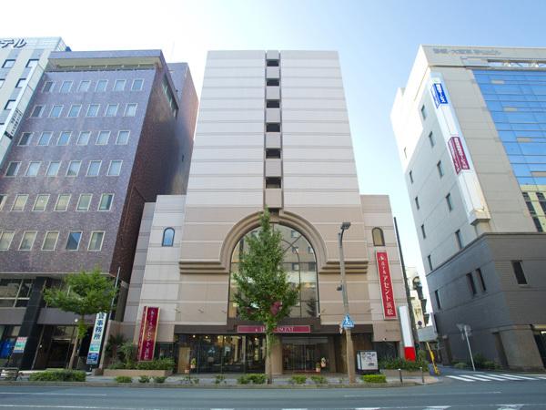 ホテルアセント浜松の詳細