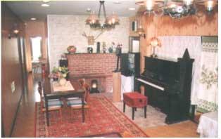 ロッジ長二郎の客室の写真