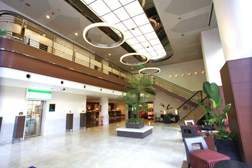 ホテルマイステイズ鹿児島天文館の客室の写真