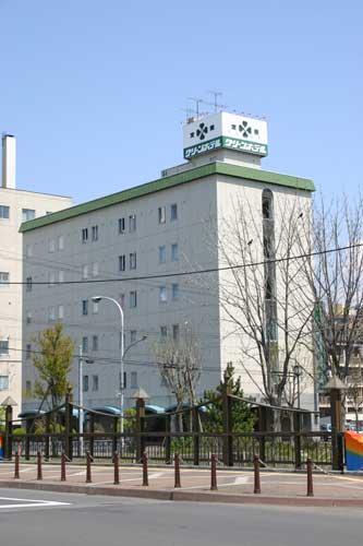 室蘭グリーンホテル