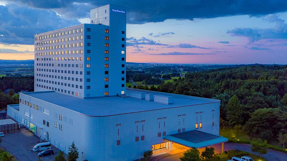 ロイヤルホテル 富山砺波 -DAIWA ROYAL HOTEL-の施設画像