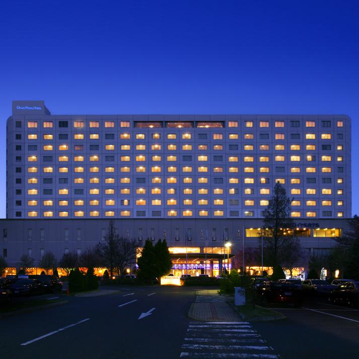 ロイヤルホテル 長野 -DAIWA ROYAL HOTEL- 外観写真