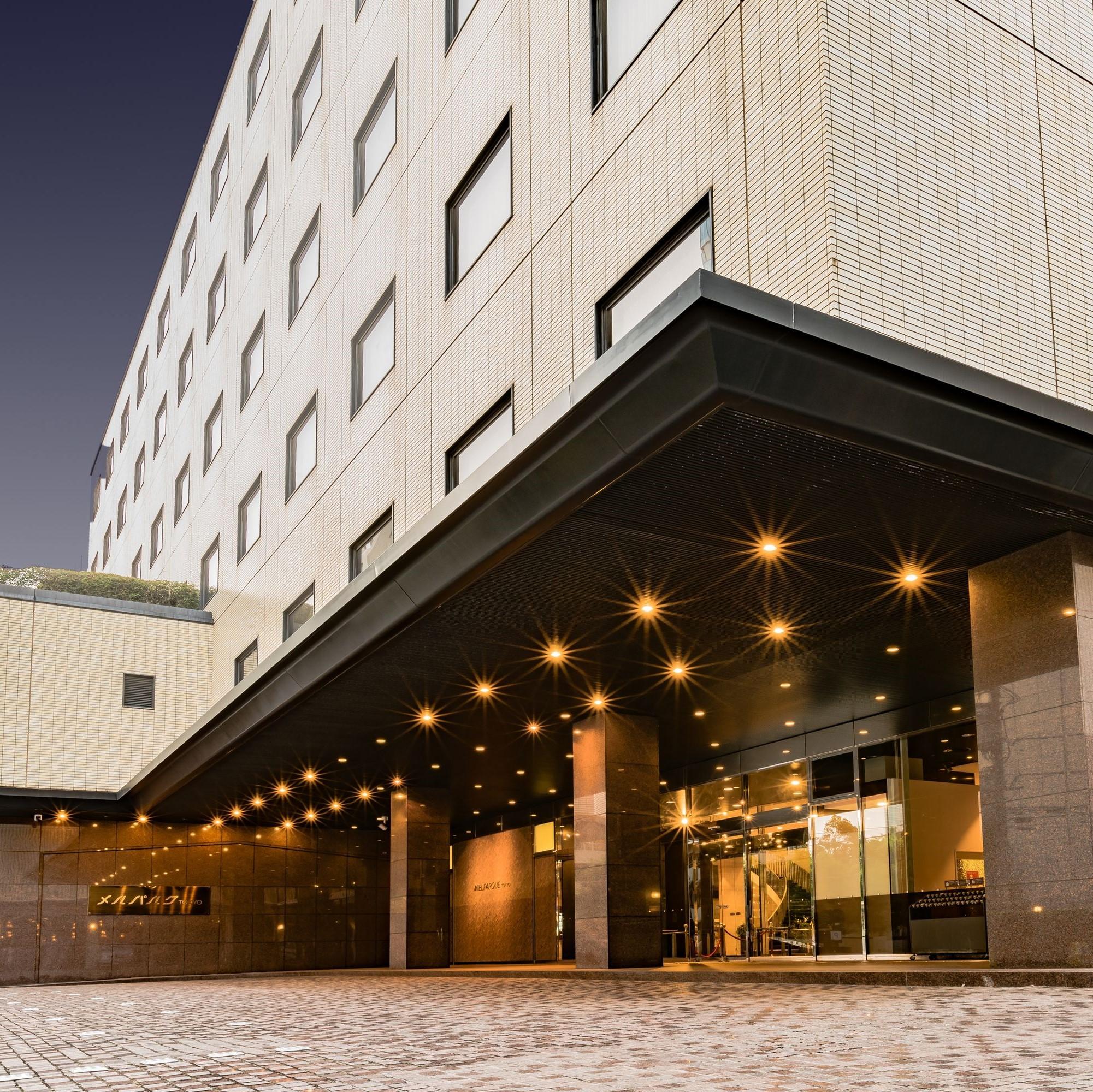 祭の日 ホテル メルパルク東京