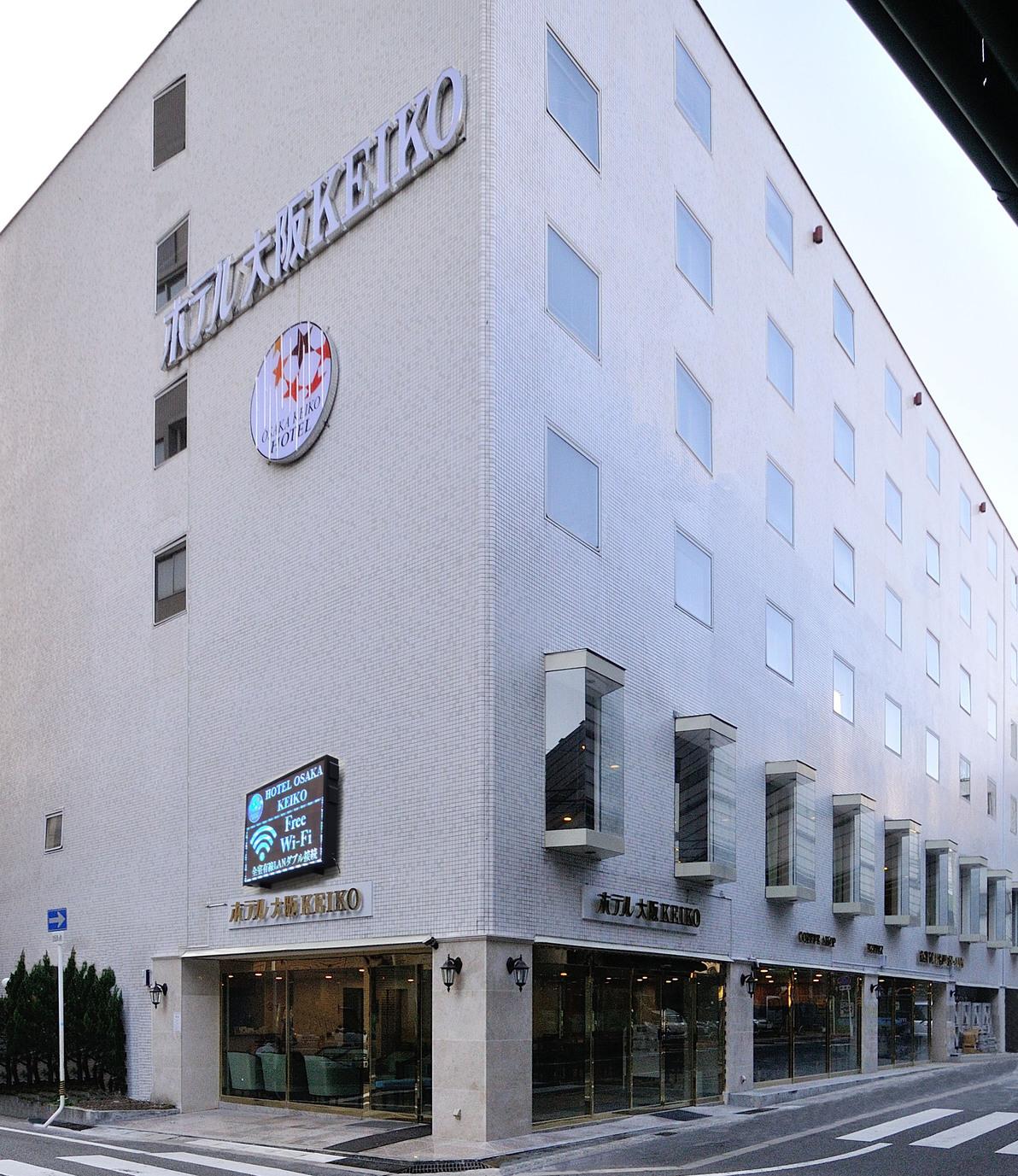 ホテル大阪KEIKO...