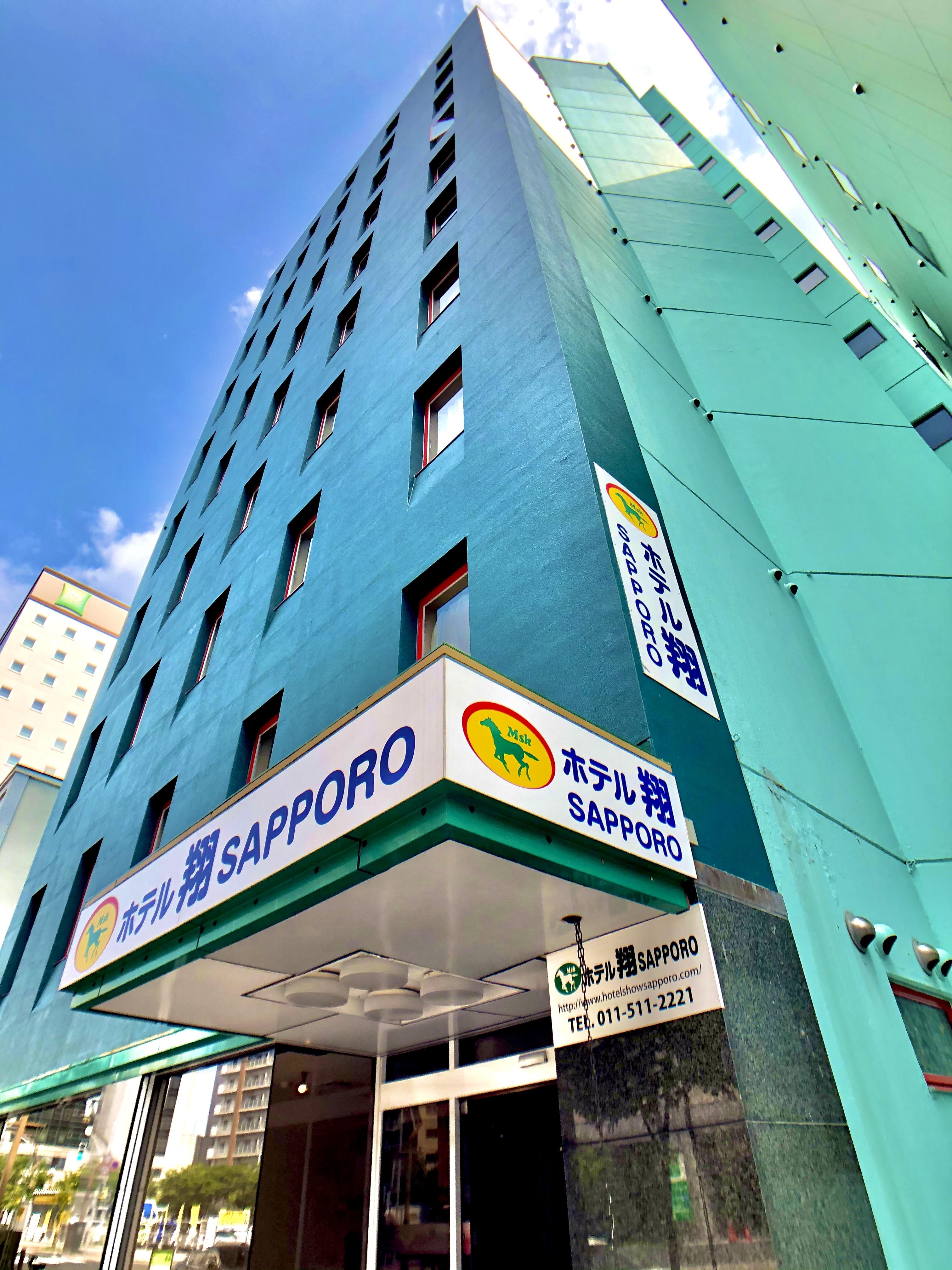 ホテル翔SAPPORO(旧ウイークリー翔すすきの)...