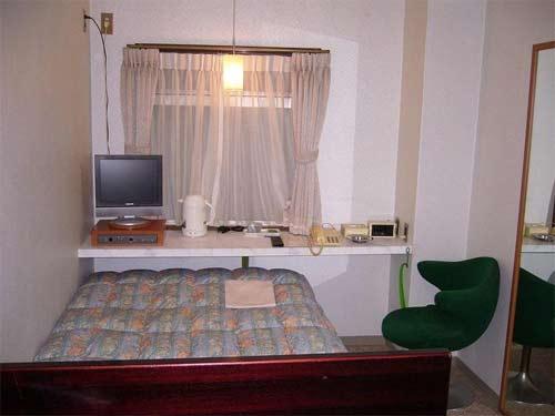 シティホテル名古屋の客室の写真