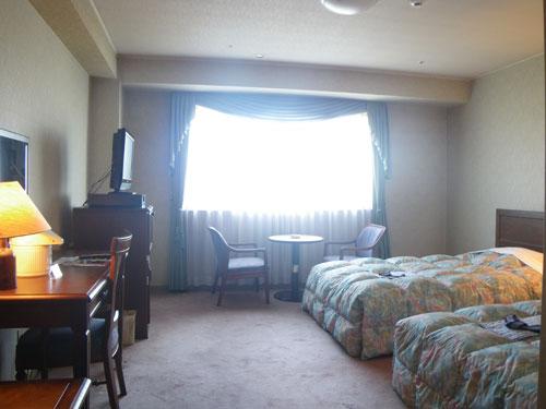 衣浦グランドホテルの客室の写真
