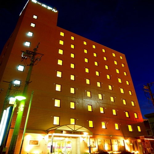 千歳第一ホテル 外観
