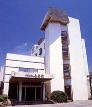 青堀温泉 ホテル喜楽館の外観