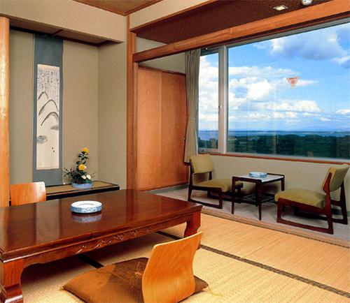 男鹿温泉 湯けむりリゾート 男鹿観光ホテル 画像
