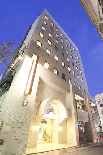 アレーホテル広島並木通(旧 ホテル かめまん)...