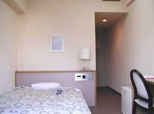 関空泉佐野ファーストホテルの客室の写真