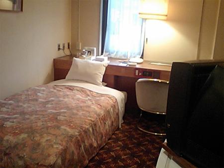 ホテルニューグリーン長岡の客室の写真