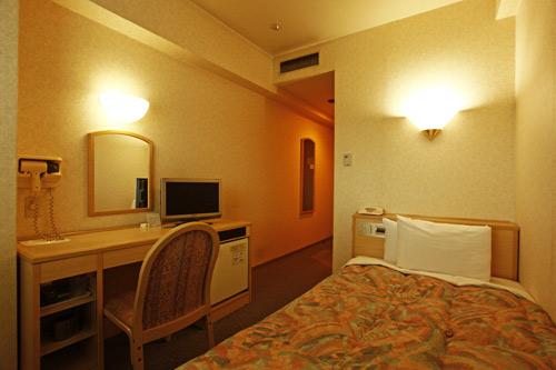 リバーサイドホテル熊本の客室の写真
