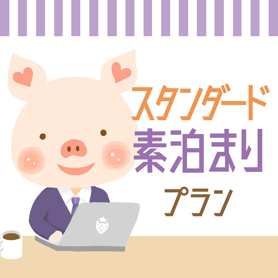 【素泊まり】大阪駅より徒歩5分!出張や観光に便利なシンプルステイ!<チェックアウト〜12時まで>