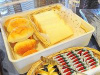 ☆軽朝食無料サービス付☆期間限定で人気の軽朝食を付けたお手頃プラン♪(朝食付)