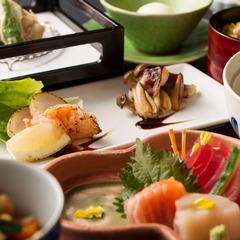 【和食会席/1泊2食付】四季折々の新鮮素材を和の技法で愉しむ和食会席膳