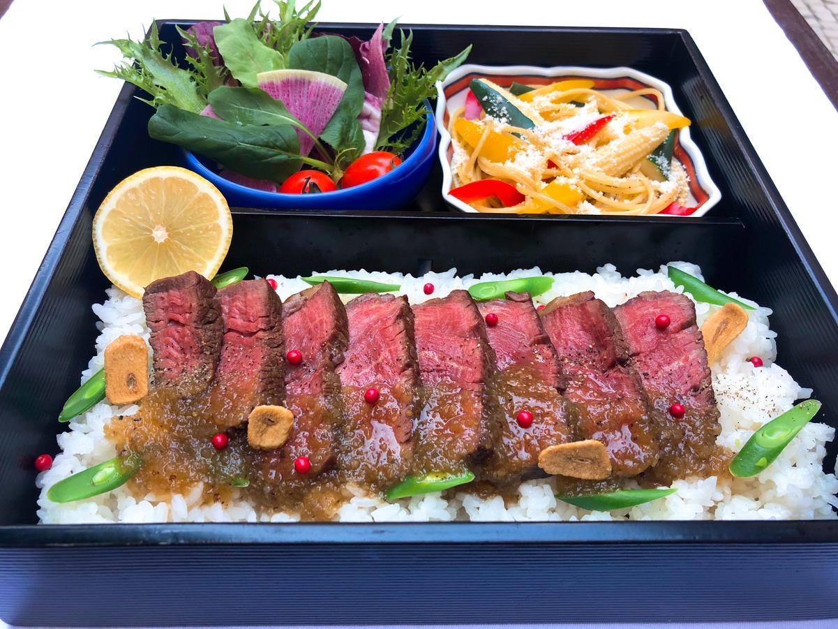 【夕食ルームサービス】ステーキな和風牛フィレ重満喫プラン(ディナー付き/朝食付)