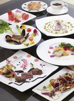 【ディナー付】特選アマリアディナーコース満喫プラン(ディナー付き/朝食無し)