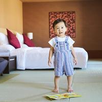 【赤ちゃんも安心】ゆったりバスルーム付畳スイートでのんびりステイ
