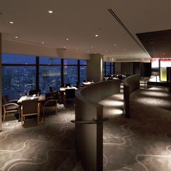 最上階「日本料理」レストラン豪華ディナー付【夕食(¥14,520相当)&朝食 2食付】
