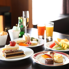 【LUX SELECTION】ザ・プレジデンシャルタワーズ 全日程5%OFF!<ラウンジ朝食&軽食>