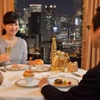 <エグゼクティブフロア>プライベートレストラン 2019〜お部屋で二人きりのクリスマスディナーを〜