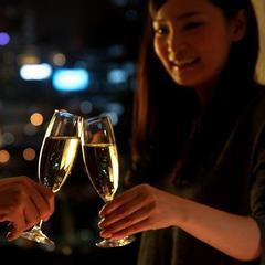 【プライベートレストラン2020】お部屋でフレンチディナーを<夕朝2食付>
