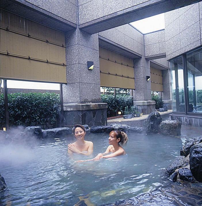 温泉でゆっくり、大浴場・朝食バイキング付プラン