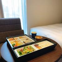 【室数限定】お部屋で朝食プラン