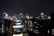 ◆リニューアル高層セミダブル(素泊まり)