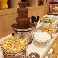 【日にち・部屋数限定/夏休み早期予約】デザートが充実した朝食ビュッフェ無料プラン